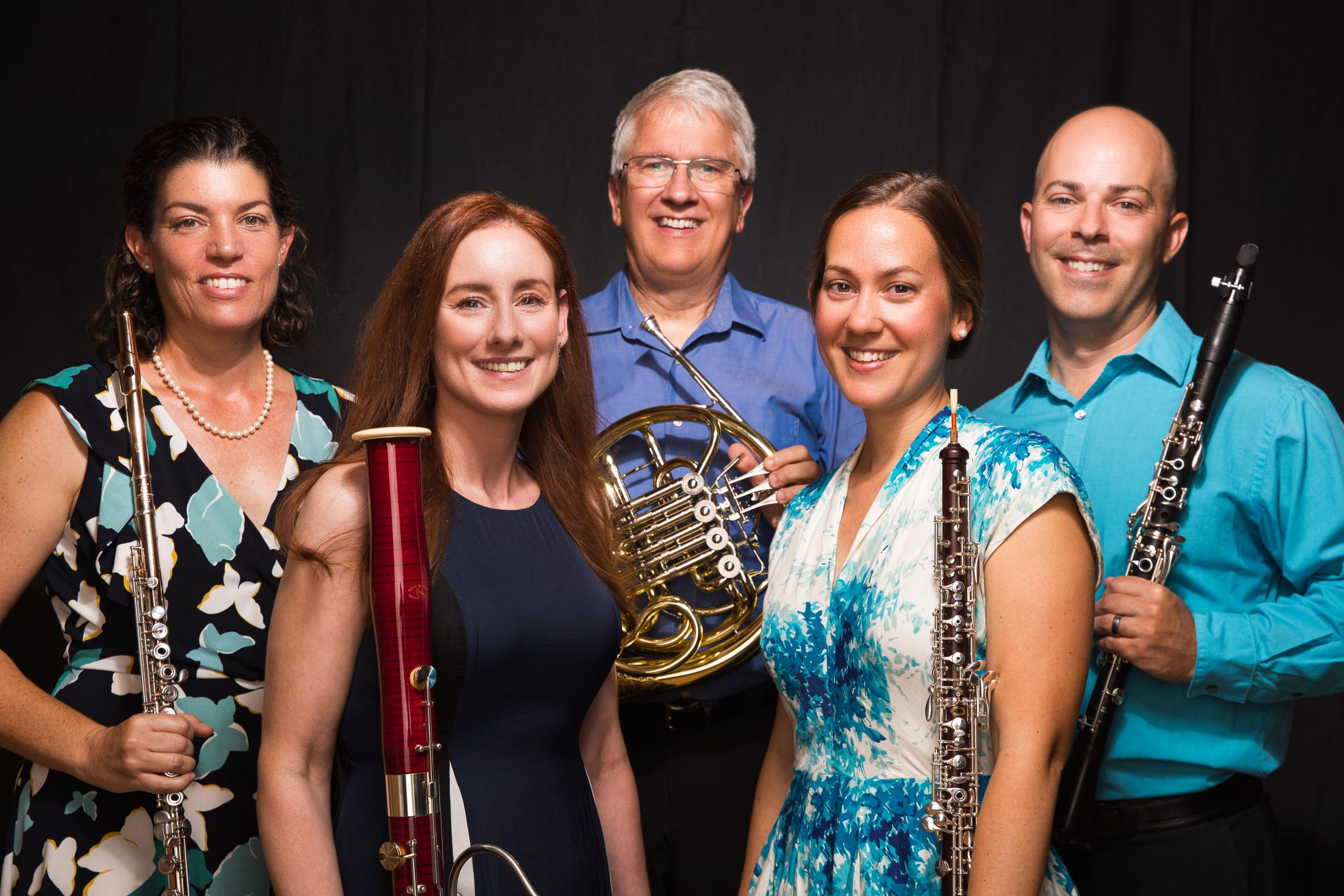 Sunderman Wind Quintet, Gettysburg College Faculty